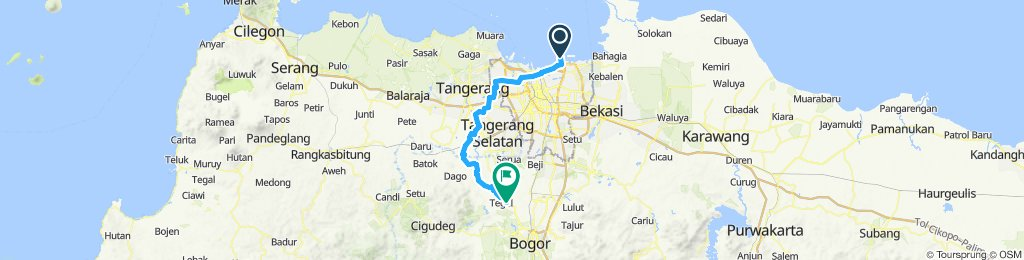 Jakarta extension 1