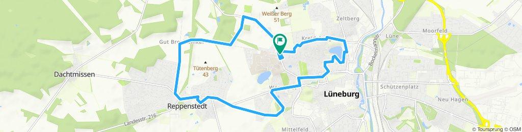 Lüneburg - Reppenstedt Grandtour