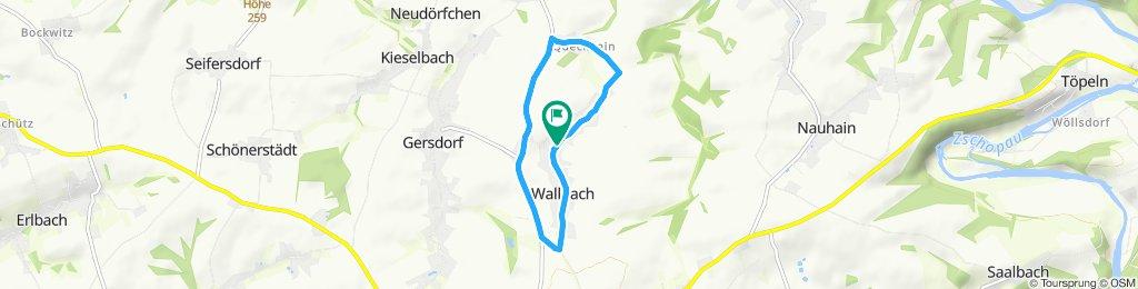 Wallbach Umrundung