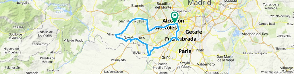 A Sevilla y más allá