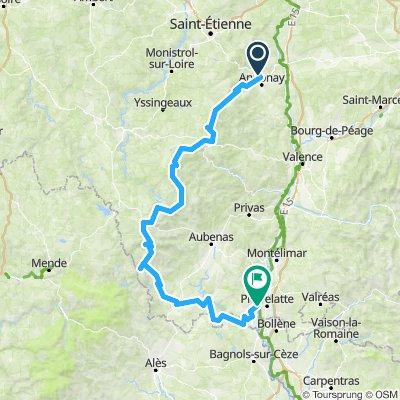 Ardèche VTT Crossing