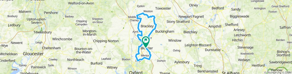 Bicester 100km