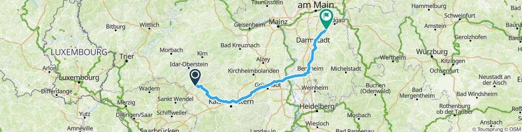 Dennweiler, KL, Worms, Lorsch, DA, Urberach