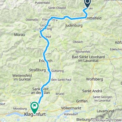 Seckau - Klagenfurt