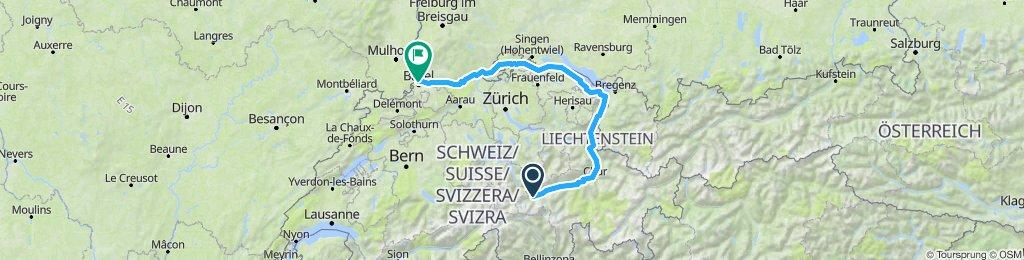 Rhein-Route