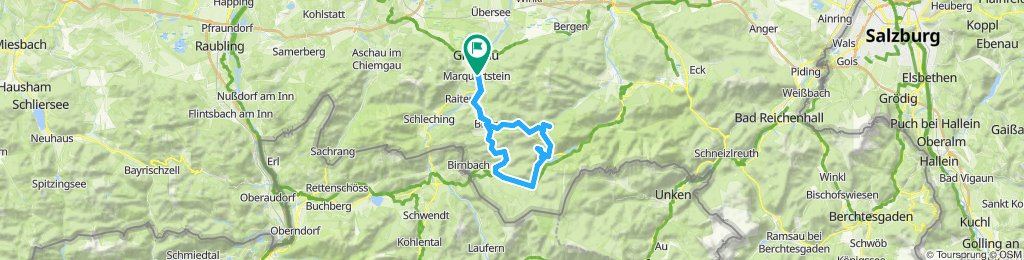 Marquartstein, Oberwössen Röthelmosalm, Weitere, Reit im Winkel Marquartstein