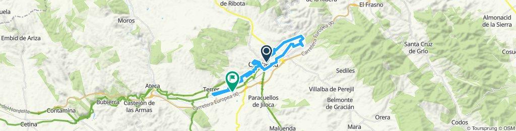 Calatayud - Marivella - San Roque - Terrer