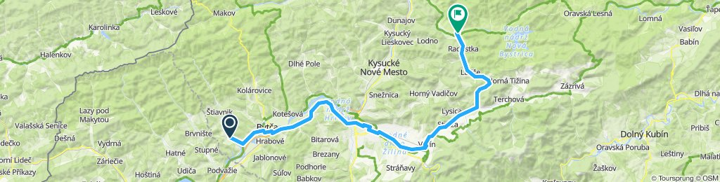 Hvozdnica Stará Bystrica