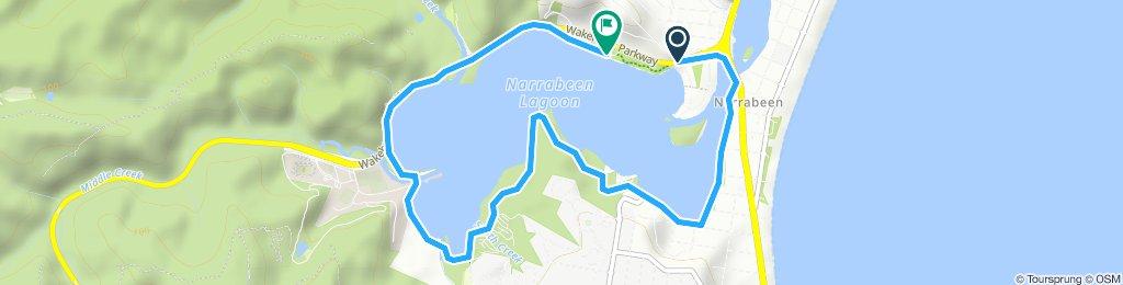 Narrabean Lake