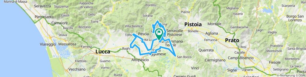 Margine Coperta-Traversagna Cycling
