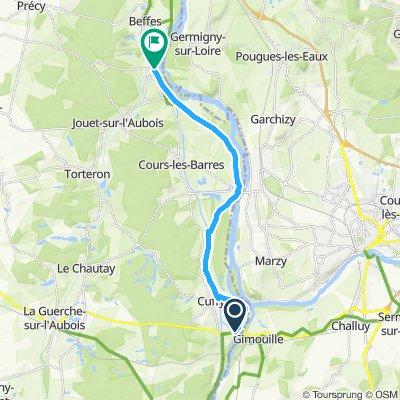 Etappe 1 Loire a Velo pg 27