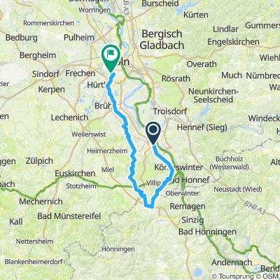 course_BonnFritzdorfWitterschlickKoeln_9June2019_79km_xxxhm