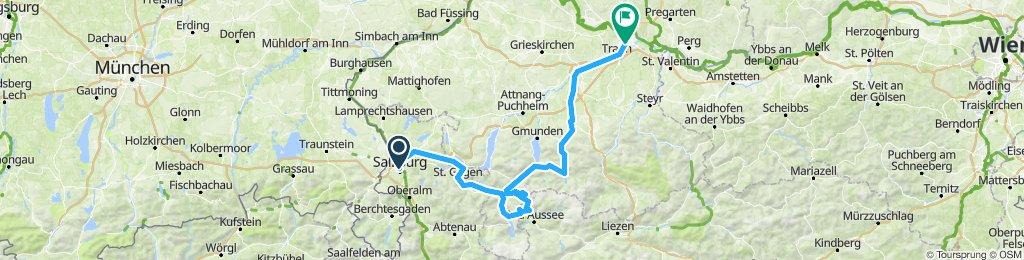 Route 20-22 iuni