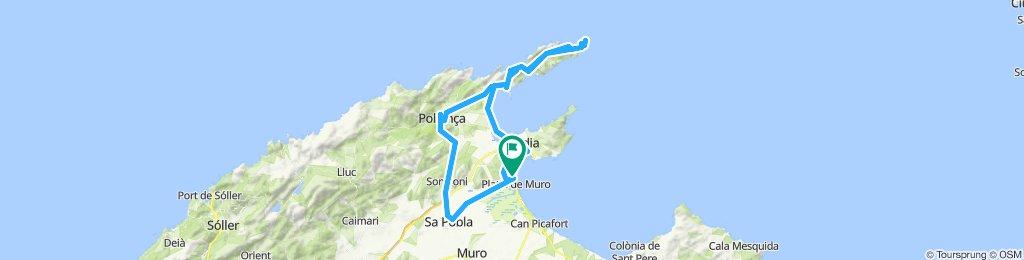 Mallorca Radurlaub Tag 5