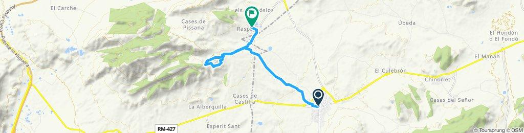 Ruta relajada en Alicante