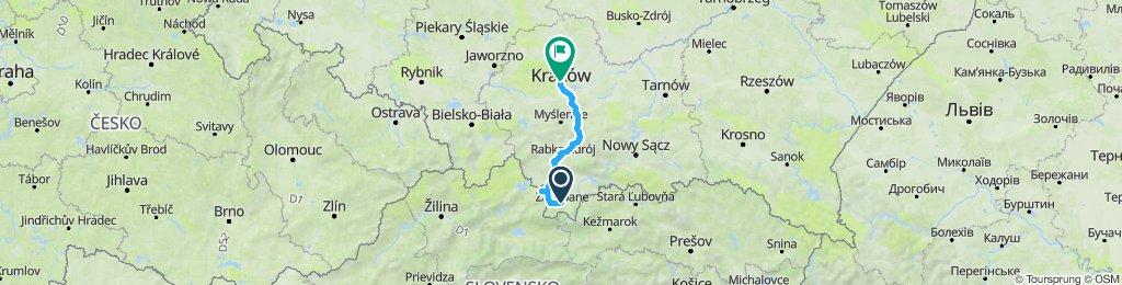 Zakopane-Kraków