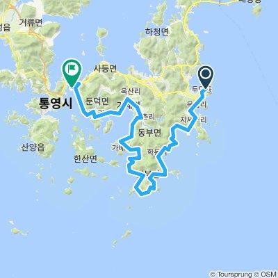 거제도 full-여차몽돌 포함 통영
