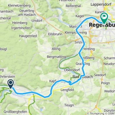 Altmühltal 5 Regensburg