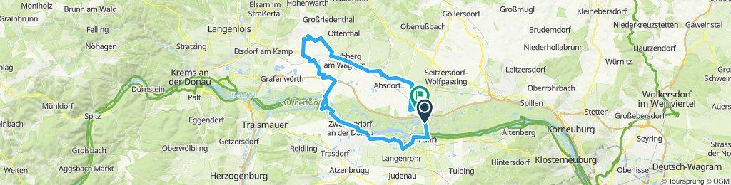 Gemütliche Route in Neuaigen