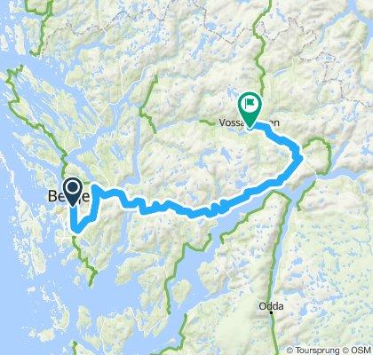 Bergen - Voss