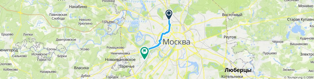 Матвеевская - Дмитровская