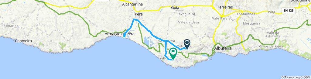 Steady ride in Vale de Parra