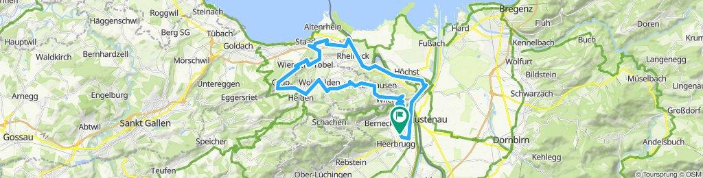 Moderate Route in Au (SG)