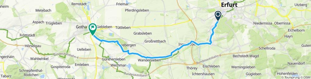 Erfurt-Gotha