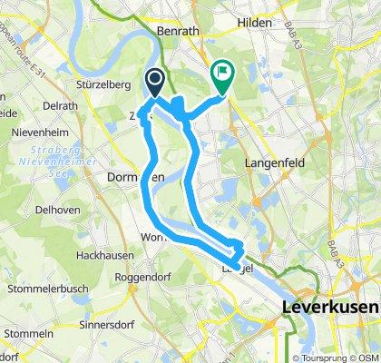 Rheintour Dendistis 2019