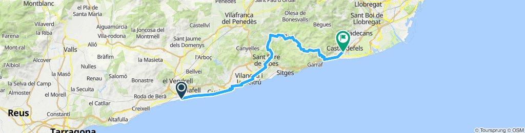 20190610 Sant Salvador-Olivella-Castelldefels