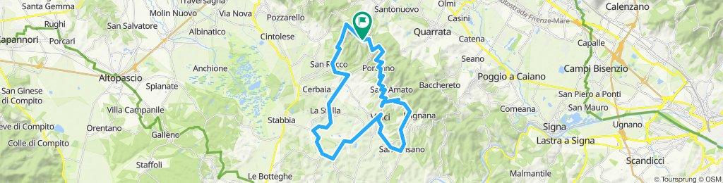 """Tour """"Del Castello"""""""