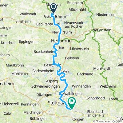 Haßmersheim - Esslingen