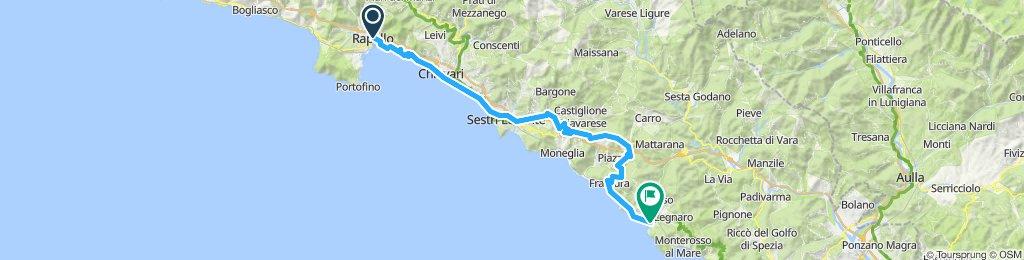 16b Rapallo - Levanto