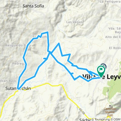 Villa de Leyva Circuit