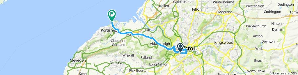 Tour de Wielka Brytania & Irlandia 2019 dzień 1