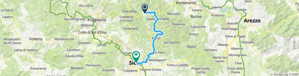 Radda in Chianti - Siena