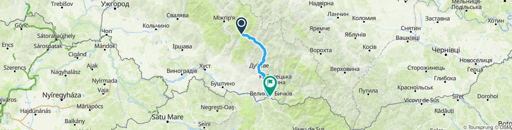 Karpathian Trail 13