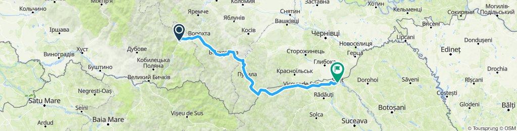 Karpathian Trail 15+16