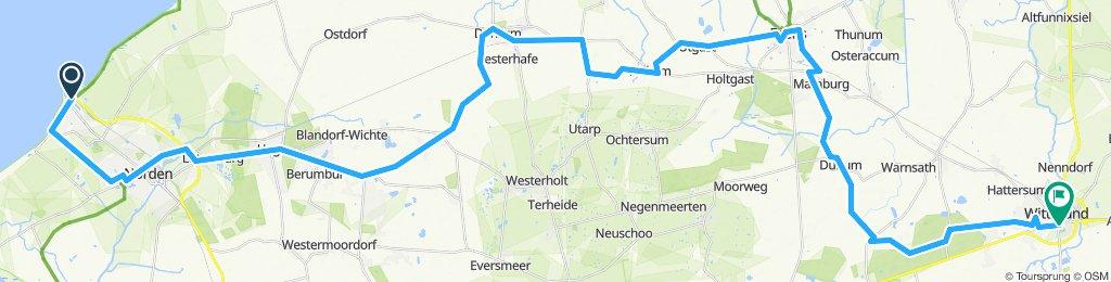 4. Norddeich-Wittmund