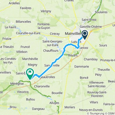 T03 - Chartres-Illiers