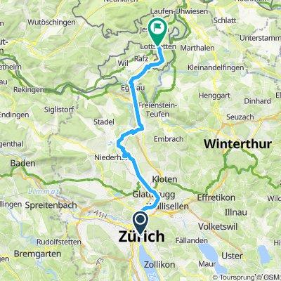 01. Zürich-Lottstetten