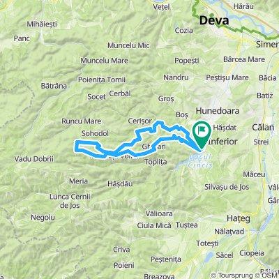 Teliucu - Ghelari - Alun - Drumul de marmura