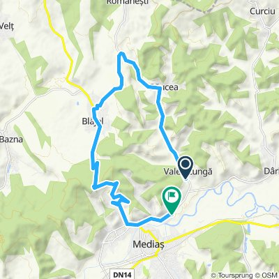 Steady ride in Medias - Paucea -Blajel - Medias
