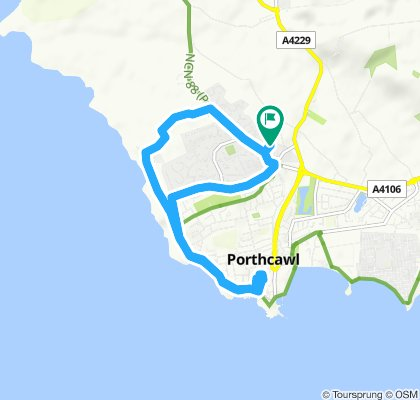 Porthcawl Cycling