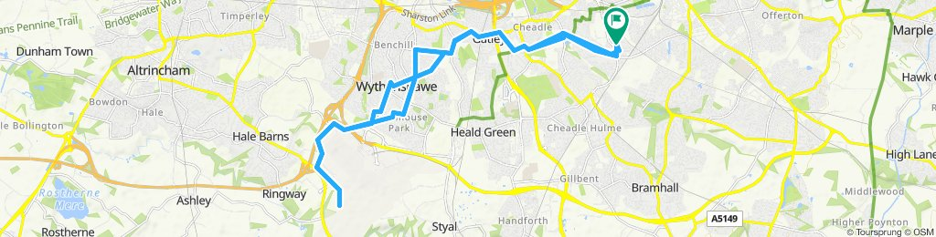 Wythenshawe/Airport Route
