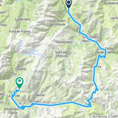 Nizza5 Galibier/ Alpe dHuez