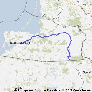 Бревет 400 км
