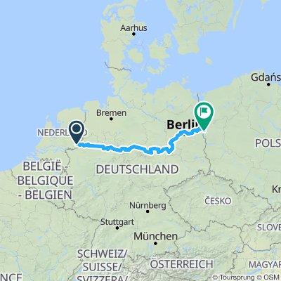 D-Route 3 Vreden - Bad Schandau