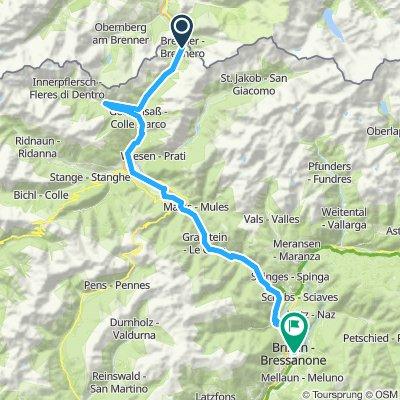Brenner - Brixen
