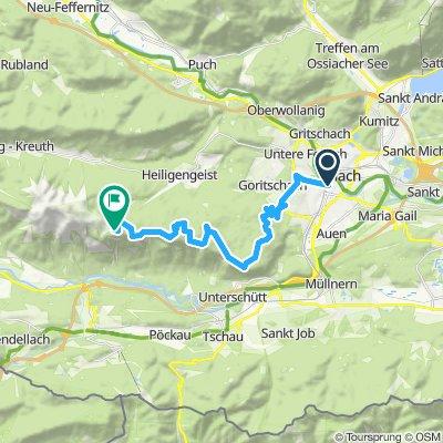 2020 - Bergzeitfahren Villach-Dobratsch